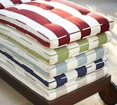 Cushions For Lounge Chairs Pb Outdoor Lounge Furniture Cushions Pottery Barn