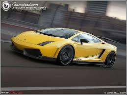 Lamborghini Gallardo Old - lambo gallardo lp570 4 superveloce and superleggera team bhp