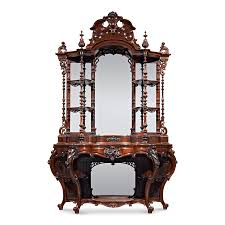 Etagere Antique Rococo Revival Rosewood étagère By Thomas Brooks Furnishing