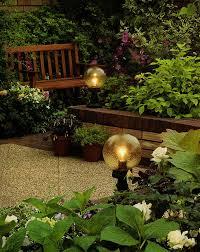 Garden Led Solar Lights by Certified Lighting Com Garden Lighting
