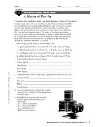 all worksheets density worksheets printable worksheets guide
