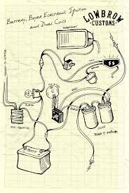 triumph british wiring diagram boyer dual coil jpg 673 1000