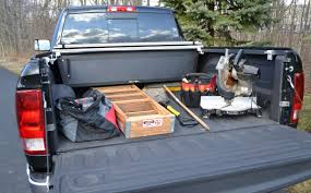 Toolbox Truck Bed Personal Caddy Toolbox Fold A Cover Tonneau Covers