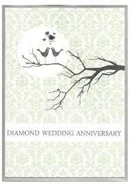 birds wedding anniversary card karenza paperie