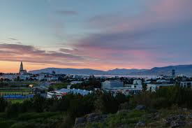 Sunset Reykjavik Reykjavik Wikiwand