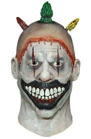 halloween mask clown brand new american horror story twisty the clown mask
