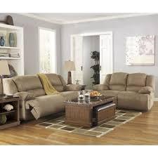 hogan reclining sofa and loveseat in mocha nebraska furniture mart
