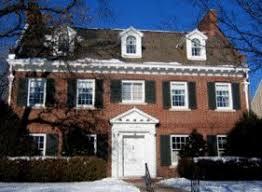 adam style house lehigh valley historic homes and properties bethlehem nazareth