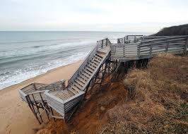 changes in store at eroding nauset light beach news wicked