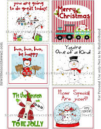 christian eating disorder help 30 free christmas lunchbox notes