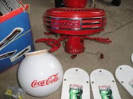 1997 coca cola ceiling fan coke ceiling fan coca cola ceiling fan 137978939