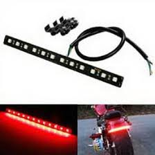 universal led tail lights led bar for brake tail light and left or right turn signal l