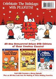 thanksgiving cartoon specials amazon com peanuts holiday collection it u0027s the great pumpkin