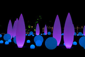 Botanical Garden Atlanta Lights Atlanta U0027s Botanical Garden Is A Glowing Winter Wonderland With