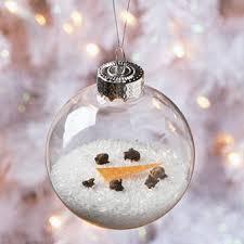 epsom salt melted snowman ornament free recipes