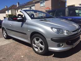 peugeot 208 cabriolet for sale very rare automatic peugeot 206 cc convertible for sale 1500