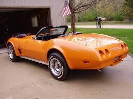 c4 corvette convertible for sale 1974 corvette convertible 350 4 speed corvetteforum chevrolet
