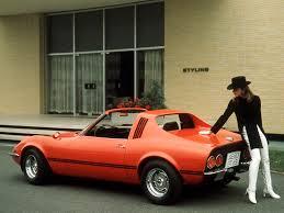 opel car 1965 opel aero gt 1969 u2013 old concept cars