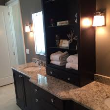 master bath wellborn cabinet henlow square door style stained in