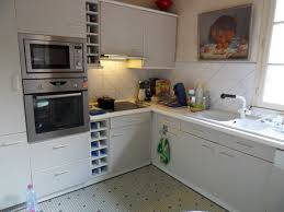 meuble four cuisine meuble cuisine frigo glissire pour frigo cuisine rustique u2013