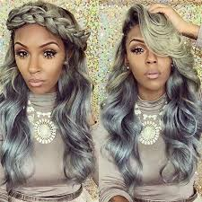 african american hairstyles for grey hair 25 new grey hair color combinations for black women the style