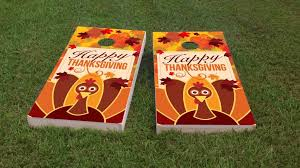 custom boards thanksgiving themed set