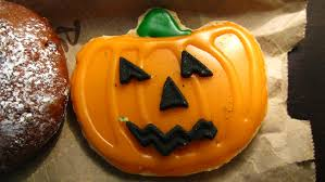 panera bread has pumpkin pie bagels u0026 jack o lantern cookies