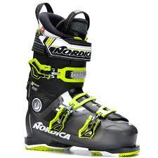 amazon com nordica n move 100 ski boots 27 5 black transparent