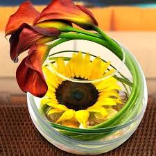 table centerpieces with sunflowers sunflower arrangements for table creative flower arrangements and