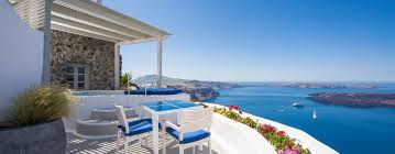 iconic santorini luxury boutique cave hotel imerovigli greece