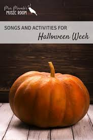 songs for halloween songs and activities for halloween week mrs miracle u0027s music room