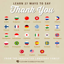 thank yourself this thanksgiving learn 27 ways to say thank you