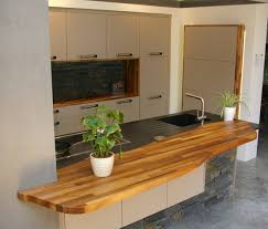 fabriquer bar cuisine plan de travail bar cuisine taporo eau feu bar de cuisine en con