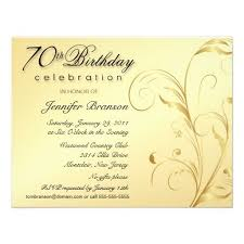 20 best 70th birthday party invitation images on pinterest 70th
