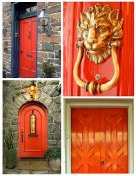 color orange house appeal