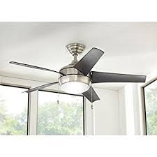 Home Decorators Magazine Home Decorators Collection 44 Inch Windward Brushed Nickel Ceiling