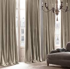 Velvet Curtains Velvet Curtains Black Velvet Curtains And Bright Red Color