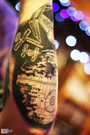 awesome star wars tattoos u2013 luvthat