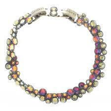 crystal bracelet swarovski images Konplott jewelry green lila inside out swarovski crystal bracelet jpg