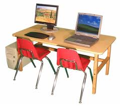 kids computer furniture wild zoo side by side kids computer desk