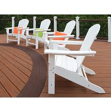 Trex Rocking Chair Reviews Home Trex Outdoor Furniture Cape Cod Adirondack Chair Set Of 4 The Mine