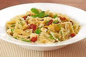 Mediterranean Style Food - mediterranean pasta salad with artichokes and feta recipe