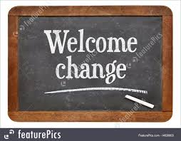 thanksgiving phrase welcome change phrase on blackboard stock picture i4626603 at