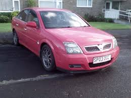 2003 vauxhall vectra 2 2 sri turbo in morpeth northumberland