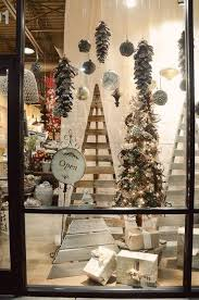 Christmas Tree Translucent Window Decorations by Best 25 Christmas Displays Ideas On Pinterest Display Ideas