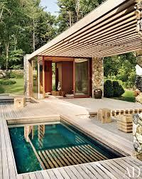 modern pool cabana designs pool design and pool ideas