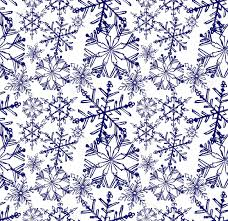 background snowflake winter sketch seamless royalty free cliparts