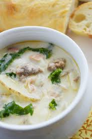 olive garden family meals copycat zuppa toscana soup recipe from olive garden finding zest