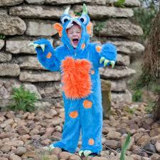 Blue Monster Halloween Costume Boys Halloween Costumes Serendipity Retail