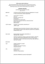 Free Resume Templates For Openoffice Open Office Resume Template Free Download Examples Of Resumes
